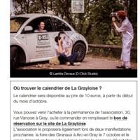 calendrier ligue contre le cancer