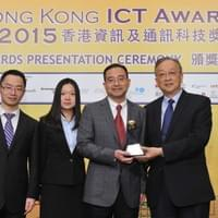 We won the HKICT Best Innovation (Innovative Technology) Silver Award with our VisMOOC system