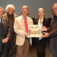 Most deserving citizen of the year award in Bruges (2009)