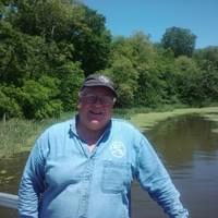 greg at sequoyah wildlife refuge