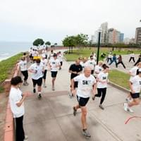 5km run for HOPE in 2011