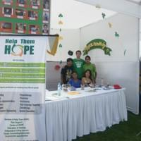 HOPE at the St. Patrick's Day Festival in Lima, 2012