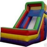 18 ft Giant Dry Slide