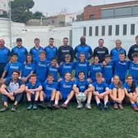 TOVO T1 Course in Sitges