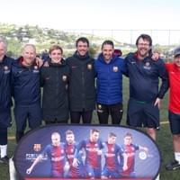 Barcelona Camp Wellington