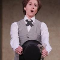 As Cherubino in The Marriage of Figaro