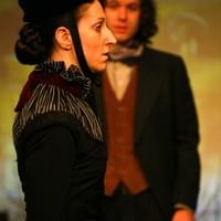 As Aunt Hannah Watkins in Emmeline
