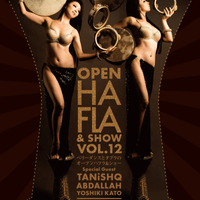 Open Hafla & Show vol.12