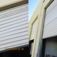 Steel Rolling Door Repair