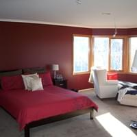 Western suburbs of Melbourne interior painting