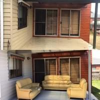 Williamstown exterior painting