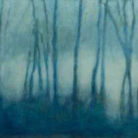 In the Mist   24 x 12