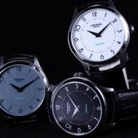 Enamel Watch