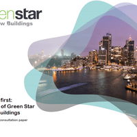 Development of the Place-related credits in Green Star for New Buildings
