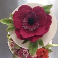 Feature Flower Special Occasion Cake