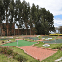 CAncha de Mini Golf
