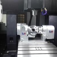 double-column machining centers
