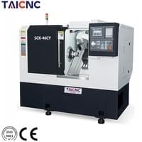 SCK-46CY CNC turning center