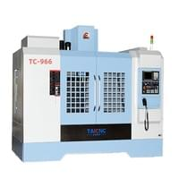 Vertical CNC mill