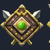 Warriors- Rise to Glory: Ex. medals