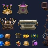 Warriors- Rise to glory: Selected assets