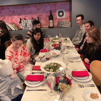 Kim and Yano Holiday Party, 2018
