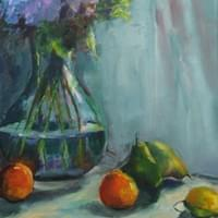 Pears , Lemon and Oranges