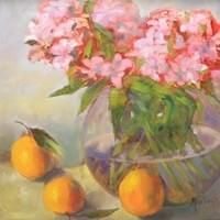 Flowers and Oranges