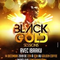 BLACK GOLG Sessions avec IBAAKU