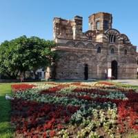 Nessebar's old cultural heritage in the old town