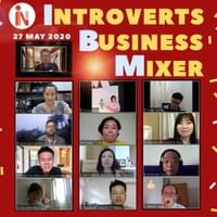 Introverts Business Mixer May 2020