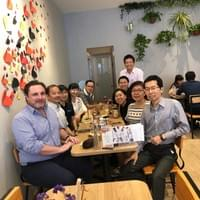 Introverts Network Asia Casual Get-together 2019