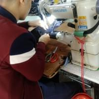 Sewing Process
