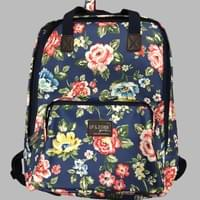 Lady travel backpack