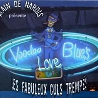 "2008 - Alain DE NARDIS ""Voodoo Blues Love"""