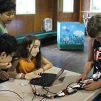 Coding Kidz Summer Camp - Robotics