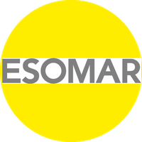 ESOMAR  global voice of the data, research and insights community