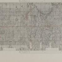 "Sold Price:	$10 000 - $ 15 000 . Gene Kranz's Apollo 11 Flight Chart. Lunar map used by Gene Kranz in his role as flight director, 58 x 14, signed in black felt tip, ""My personal mission data, Apollo XI, Gene Kranz, Flight."" Titled in the lower right, ""Apollo Target of Opportunity Flight Chart (ATO), Apollo Mission 11, 16 July 1969 Launch Date."" Rolled and in fine condition, with some creases and dings to edges. Accompanied by a letter of authenticity from Farthest Reaches. An impressively large, outstanding piece of mission-used space history."