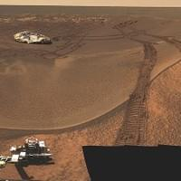 mars opportunitiny rover