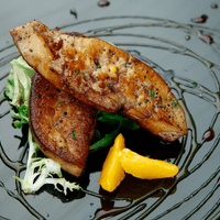 Pan-Seared Foie Gras