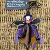 Fair Trade Fairy Witch £6