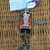 Fair Trade Pirate Son £6