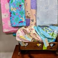 Quilts and Baby Blankets by Contact Embroidery