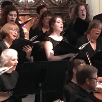 Choral Artists of Carmel soprano section