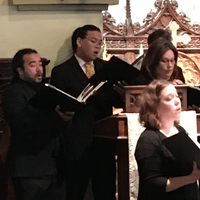 Choral Artists of Carmel, tenor section