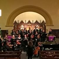 Choral Artists of Carmel, Winter 2016 performance