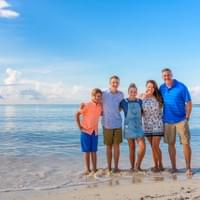 Family owned and operated - Corey and Rebekah Bass and family