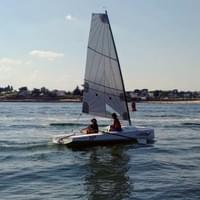 Liteboat XP, en double