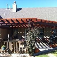 Backyard Pergola I Tulsa I Kansas I Texas I Arkansas I Oklahoma City I Oklahoma Outdoor Living