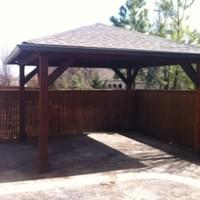 Custom Wood Pavilion I Tulsa I Kansas I Texas I Arkansas I Oklahoma City I Oklahoma Outdoor Living